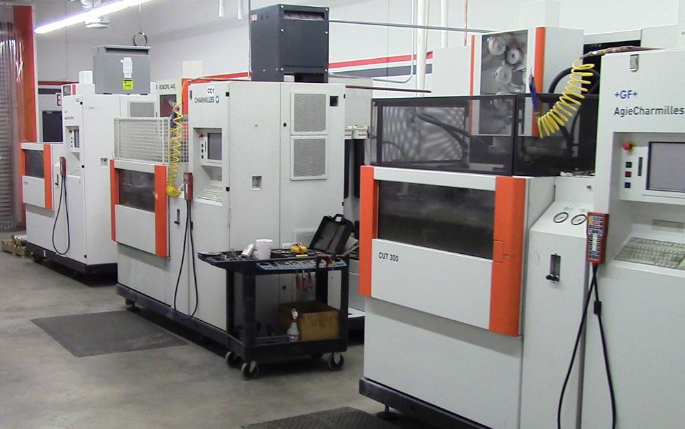 Wire Tech EDM, Inc  | Precision Wire Edm Machining & Small Hole Drilling